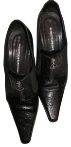 Donald J. Pliner Toe black Boots