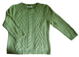 Forever 21 21 Medium Knit Woven Ribbed Sweater
