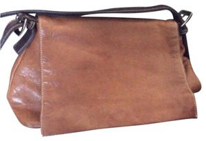 Tignanello Satchel in Light Brown