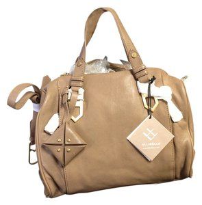 Allibelle Satchel in Silt
