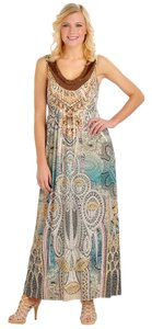 MULTICOLOR Maxi Dress by One World