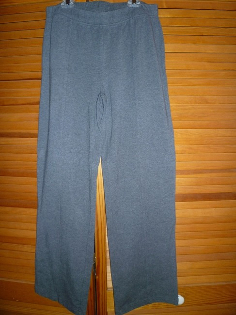 Charter Club Athletic Pants Gray