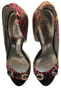 Carlos by Carlos Santana Heel multi Sandals