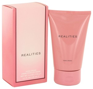 Liz Claiborne REALITIES (NEW) by LIZ CLAIBORNE ~ Women's Hand Cream 4.2 oz