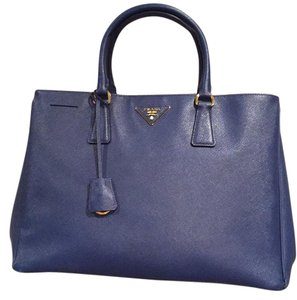 Prada Tote in Bluette