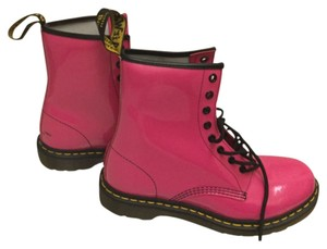 Dr. Martens Doc Hot pink Boots