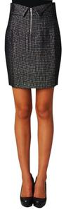 Aquarius Brand Skirt Dark Grey