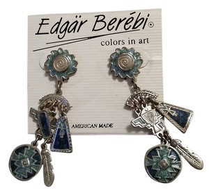 Edgar Berebi NWT FLASH SALE American made Native Art