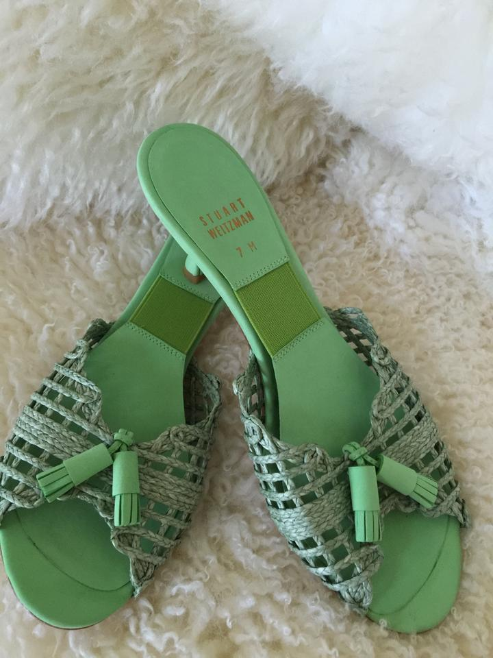 Weitzman Green Stuart Stuart Stuart Weitzman Lime Green Pumps Lime Pumps qBwqfR