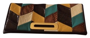 Aldo Brown Clutch