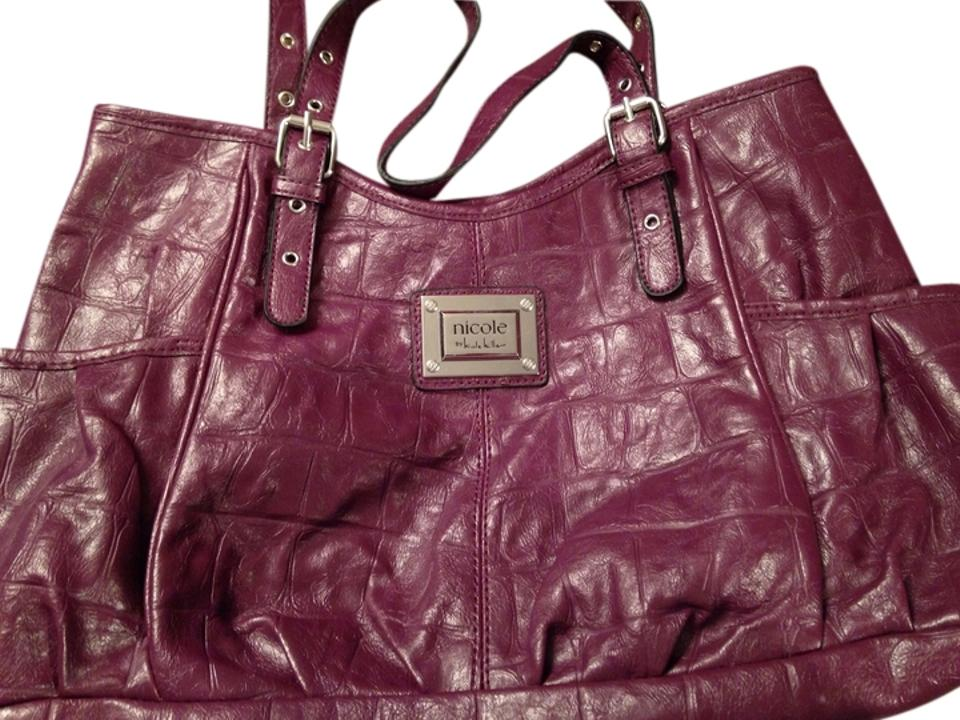 Nicole Miller Purse Hobo Bag