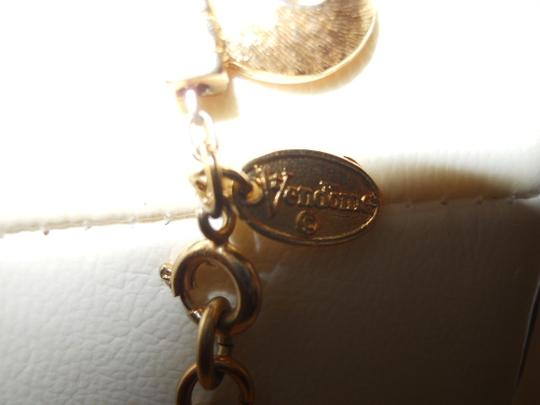Other Vintage Vendome textured swirl choker