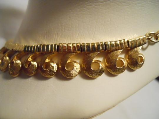 Other Vintage Vendome textured swirl choker Image 4