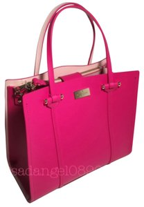 Kate Spade Tote in Sweetheart/posypink