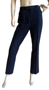 Gucci Trouser Pants Navy Blue