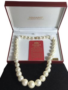 Masami Masami Fine Jewelry Pearl necklace 18