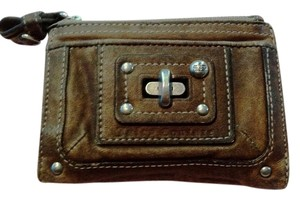 Juicy Couture Juicy Couture Tan Leather wallet