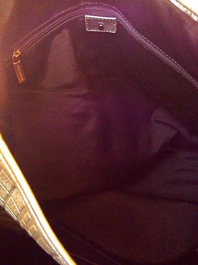Burberry Tote in Soft gold