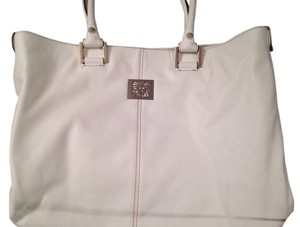 Anne Klein Tote in Cream