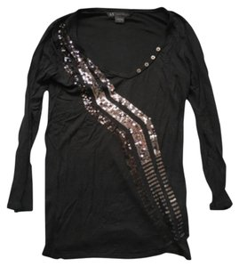 A|X Armani Exchange Top Blac