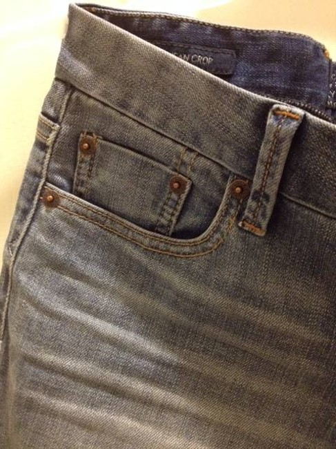 Lucky Brand New With Tags Capri/Cropped Denim-Distressed