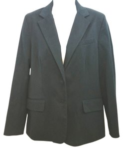 Emanuel Ungaro Cotton Jacket BLACK Blazer