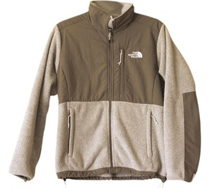 The North Face Fleece Heather Oatmeal Jacket