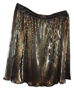 Esprit Glamour Luxe Skirt GOLD