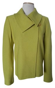 St. John Knits Collection Suit Jardin (CItron Green) Jacket