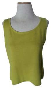 St. John Top Jardin (Citron Green)