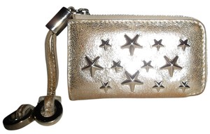 Jimmy Choo Jimmy Choo Silver Coin Purse
