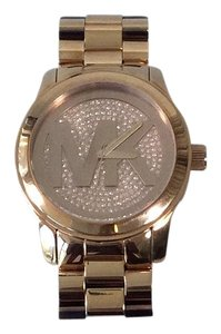 Michael Kors Michael,Kors,Jeweled,45,mm,Runway,Quartz,Watch,