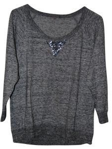 Gap Sequin Sweatshirt Sweatshirt