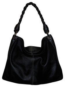 Lauren Ralph Lauren Leather Shoulder Bag