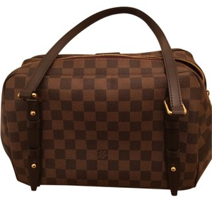 Louis Vuitton Damier Ebene Rivington Like New Shoulder Bag