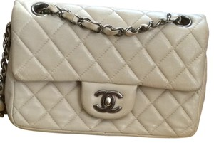 Chanel Vintage 4hole Fancy Classic Limited Edition Shoulder Bag