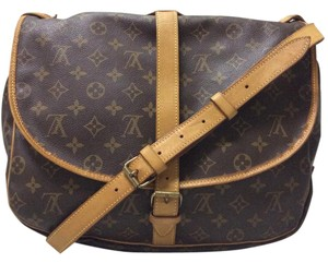 Louis Vuitton Saumur Lv Saumur 35 Lv Saumur Saumur Crossbody Lv Travel Messenger Bag