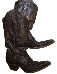 Corral Black and brown Boots