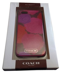 Coach Coach iPhone 5 case