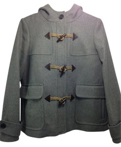 J.Crew Melton Wool Toggles Coat