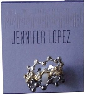 Jennifer Lopez Multi-Tone Ring Trio