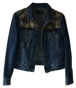 Mango Womens Jean Jacket