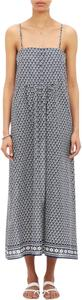 Navy/White Maxi Dress by Barneys New York