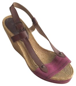 Cordani Pink Wedges