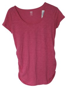 Old Navy NWT Women's Maternity Cotton Pink Size Medium New Tank Top