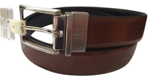 Ike Behar Ike Behar Woman's Reversible Belt- Size 38