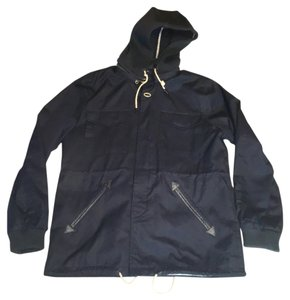 Shipley & Halmos Field Navy Blue Jacket