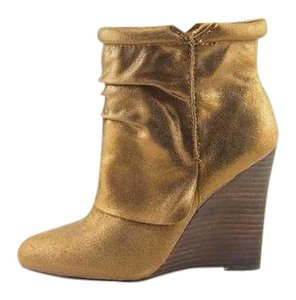 Nine West Bronze Boots