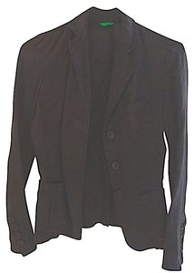 United Colors of Benetton Comfortable Night Out black Blazer