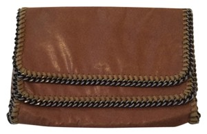Stella McCartney Brown Clutch